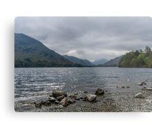 Ullswater Lake District Metal Print