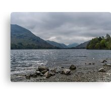 Ullswater Lake District Canvas Print