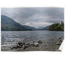 Ullswater Lake District Poster