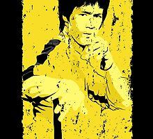 Bruce Lee by badboy7