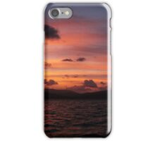 Airlie Beach, Queensland, Australia. iPhone Case/Skin