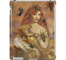 Spider Bite iPad Case/Skin