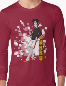 TudykTurbo - Splat (Turbo Version) Long Sleeve T-Shirt