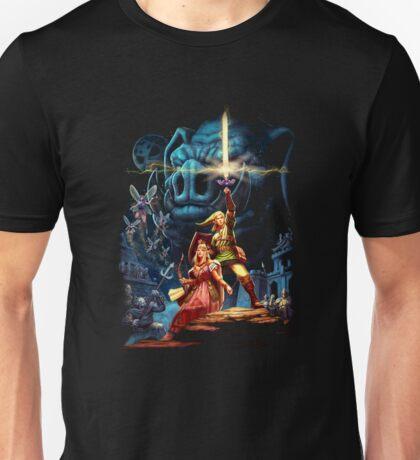 The Legend of Zelda - Fairy Wars Unisex T-Shirt