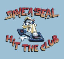 Save a Seal... Kids Clothes