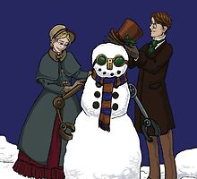 Have Yourself a Steampunk Christmas by FoolishMortal