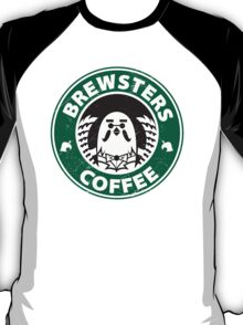 Brewsters Coffee (distressed) T-Shirt