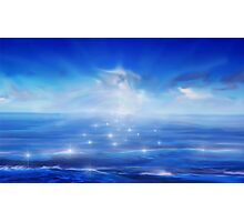 Dream My Ocean Photographic Print