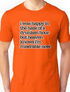 The Smiths Song Lyrics Unisex T-Shirt