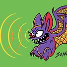SONAR!!! by Megan Kelly