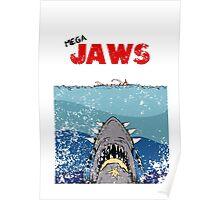 Mega - Jaws Poster