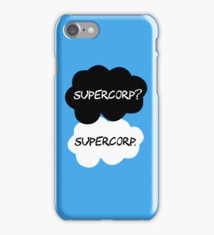 Supercorp? Supercorp. iPhone Case/Skin