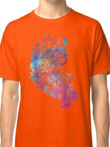 Watercolor tiger Classic T-Shirt