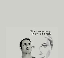 """Chicago Fire - Shay x Severide """"She was my best friend.."""" by D. Abdel."""
