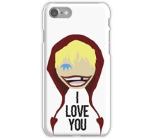 "Corazon - ""I Love You"" iPhone Case/Skin"