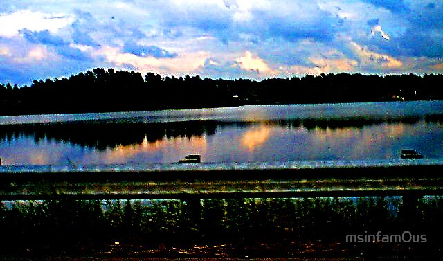 Lake Norman by msinfam0us