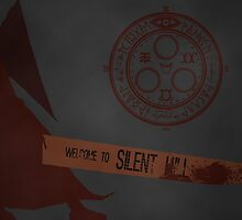 Silent Hill - Pyramid Head by RellikJoin