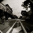 Fisheye by Dan Coates