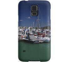 Keppel Bay Marina, Queensland, Australia. Samsung Galaxy Case/Skin