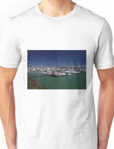 Keppel Bay Marina, Queensland, Australia. Unisex T-Shirt