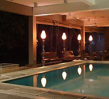HOTEL LOBBY by digitalglare