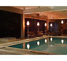 HOTEL LOBBY Photographic Print