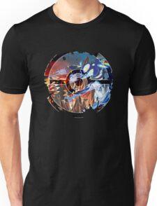 Groudon VS Kyogre - Primal Hoenn Battle Unisex T-Shirt
