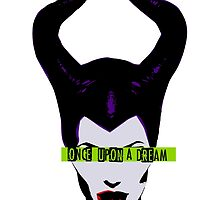 Once Upon a Pop Dream-Maleficent by awakuroi
