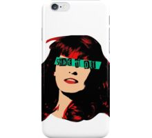 Pop Florence iPhone Case/Skin