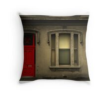 Sth Melbourne - 10:14am Throw Pillow