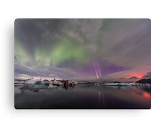 Northen Lights Canvas Print