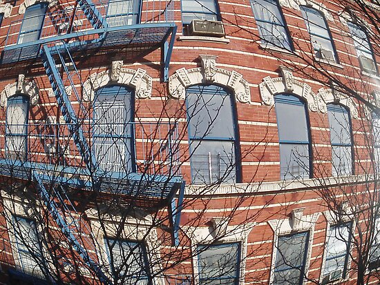 Greenwich, NYC by liqwidrok