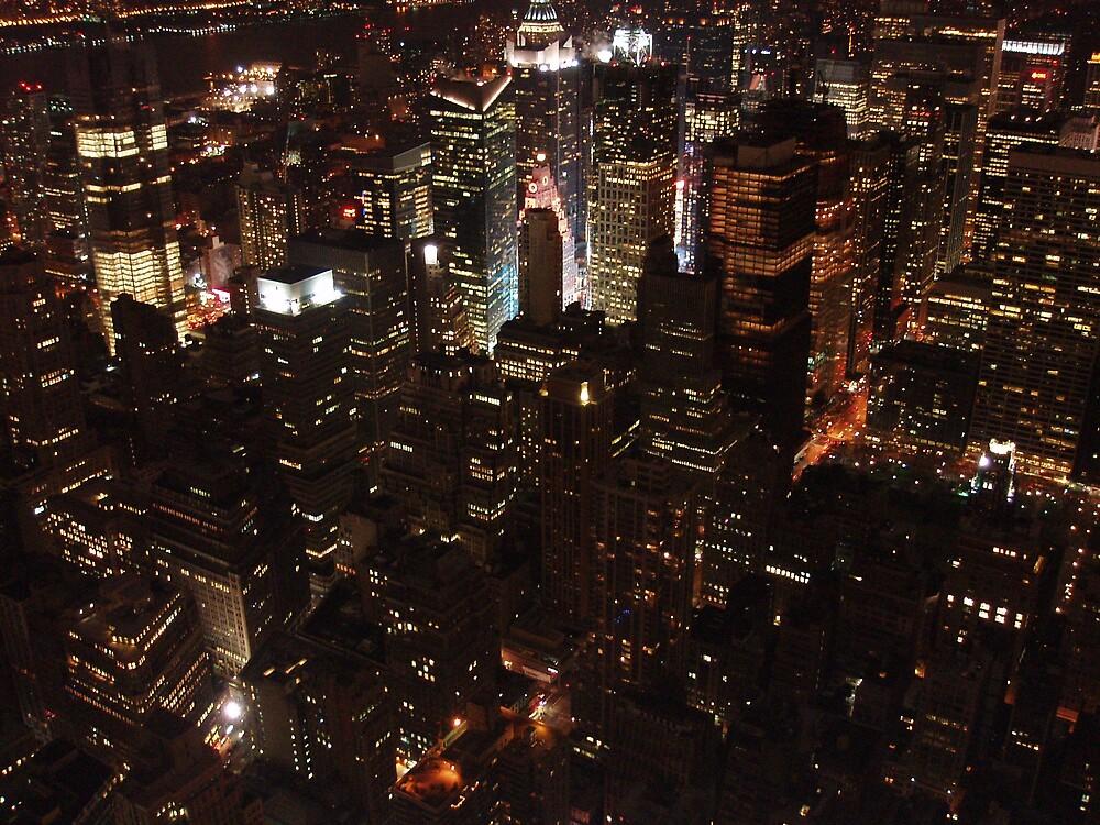 Times Square, NYC. by liqwidrok