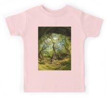 Ness Glen, Mystical Irish Wood Kids Tee