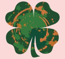 Cool Lucky clover and Ink Nr. 03 Kids Clothes