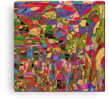 1144 Abstract Thought Canvas Print