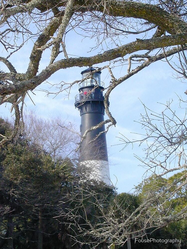 Hunting Island Light House by FousePhotography