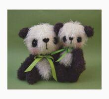 Kouki and Kaito panda bears from Teddy Bear Orphans T-Shirt