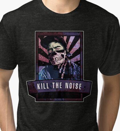 Kill The Noise Tri-blend T-Shirt