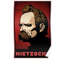 Nietzsche Print Poster