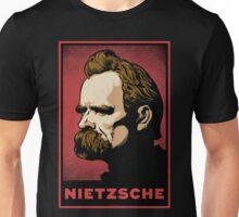 Nietzsche Print Unisex T-Shirt