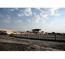 Iraqi Stadium Photographic Print