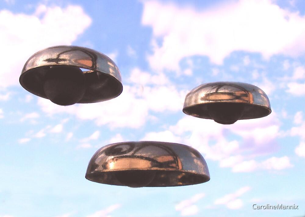 Floating Spheres by CarolineMannix