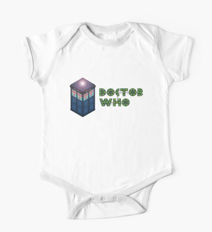 Doctor Who Vintage Edition One Piece - Short Sleeve