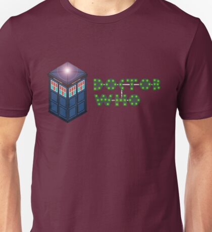 Doctor Who Vintage Edition Unisex T-Shirt