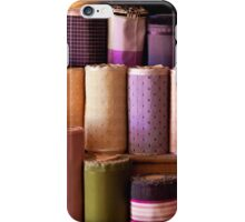 Sewing - Fabric  iPhone Case/Skin