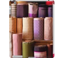 Sewing - Fabric  iPad Case/Skin