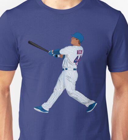 Anthony Rizzo Swing Art Unisex T-Shirt