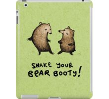 Bear Booty Dance iPad Case/Skin