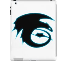 How to train your dragon - Toothless Symbol iPad Case/Skin